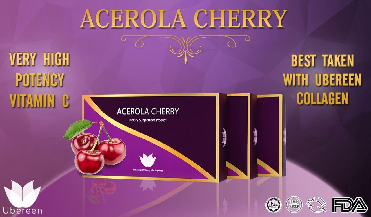 ยูเบรีน acerola cherry mobile